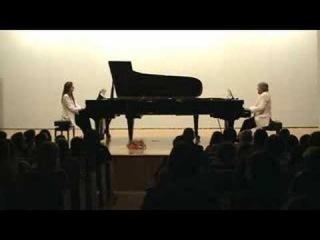 Duo PETROF: F. Poulenc - 'Capriccio'