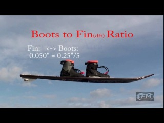 "FMWebCast Clinic: How to Slalom Water Ski in HD -- Slalom Water Ski Setup Part One ""the Dirty Bits"""