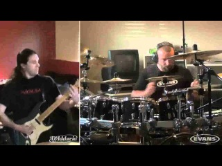Jon Levasseur and Flo Mounier of Cryptopsy Play and Discuss Benedictine Convulsions