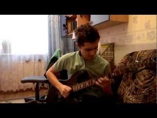 Guns 'n' Roses - Don't cry (solo by Iliya Anokhin)