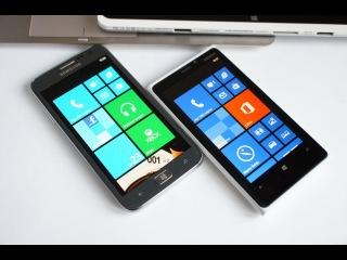 Samsung Ativ S vs Nokia Lumia 920 (speed test): сравнение и тест скорости