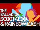 The Ballad of Scootaloo Rainbow Dash -- Jeff Burgess