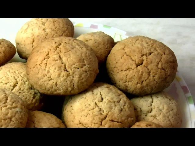 Овсяное печенье Простой рецепт и быстрое приготовление смотреть онлайн без регистрации