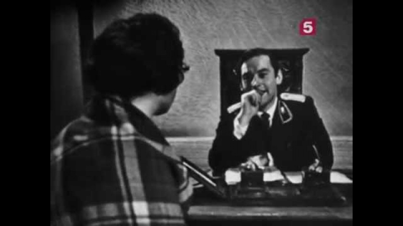 Аглая страницы из романа Ю Германа Дорогой мой человек ЛенТВ 1968 г