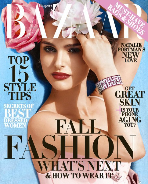 Harper s BAZAAR USA - August 2015