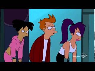 Futurama season 6 episode 3 - Eyephone bit