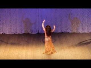 «AHLAN BEL NEGOOM-2018»GALA SHOW!  Маргарита Дорофеева(Новосибирск)