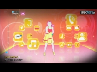 Just dance 4 - call me maybe (carly rae jepsen)