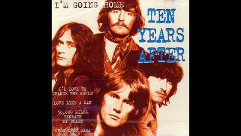 Ten Years After Love Like a Man
