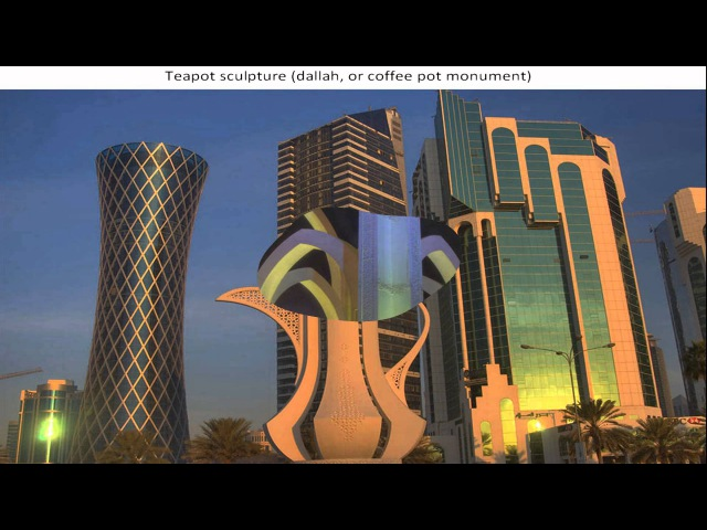 Beauty of Doha Qatar HD1080p