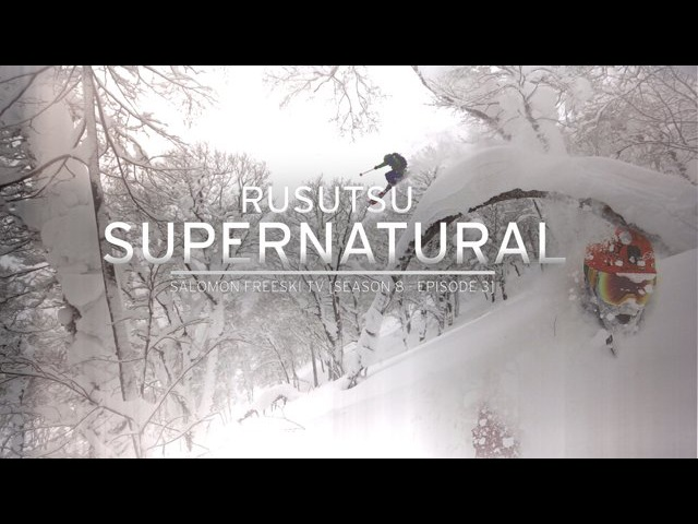 Rusutsu SuperNatural Salomon Freeski TV S8 E03