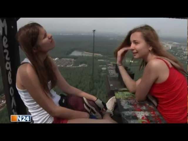 Russisch Roulette Moskaus Jugend zwischen Leben und Tod Reportage