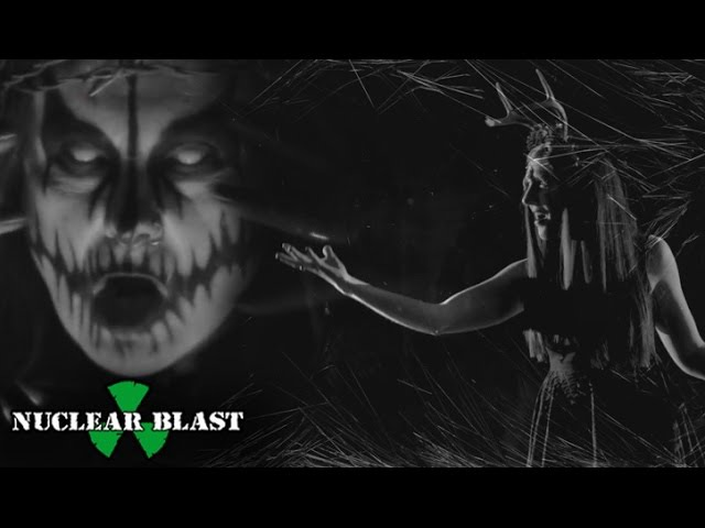 CRADLE OF FILTH Right Wing Of The Garden Triptych OFFICIAL VIDEO