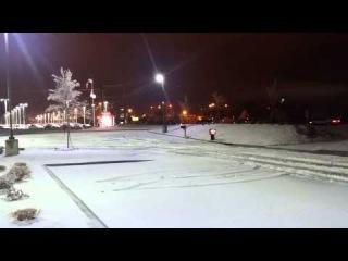 Winston - Salem Ice/Sleet/Snow 3-7-2014