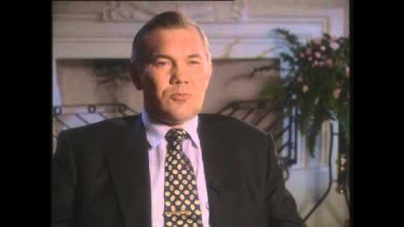 Генерал Лебедь 1997 год