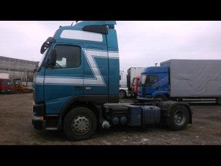 Видео-обзор: Седельный Тягач Volvo FH12 (от Трак-Платформа)