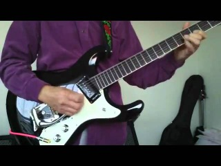 練習曲3 フィードバックギター (Feedback Guitar)
