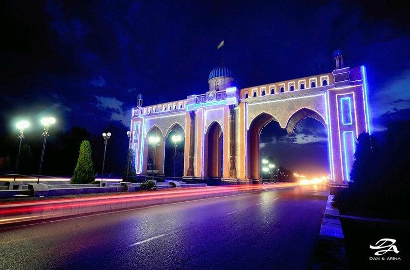 город фергана узбекистан фото музыкального театра