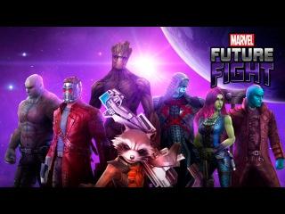 Hodgepodgedude играет Marvel Future Fight #16