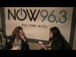 Rachel Platten - 96 Seconds With Nina