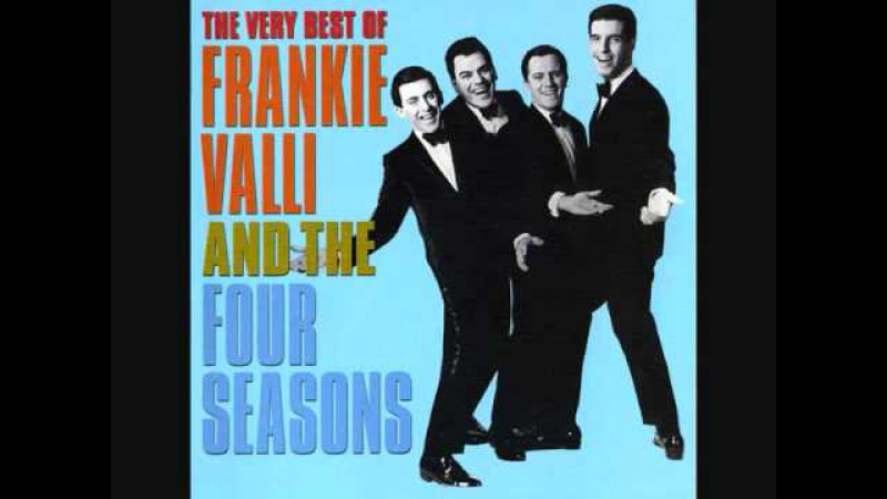 Big Girls Don t Cry Frankie Valli and the Four Seasons