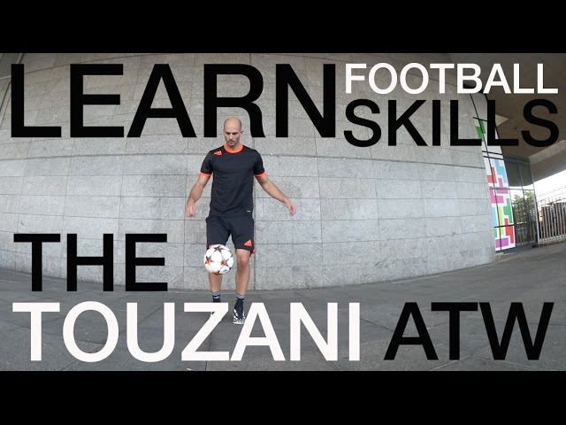 Learn the Touzani Around the World TATW with Daniel Cutting