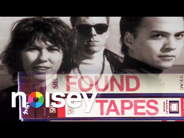LoudQuietloud: A Film About the Pixies - Found Tapes