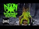 Neon Joe Werewolf Hunter NYCC Trailer Neon Joe Adult Swim