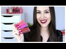 Lime Crime Velvetines Lip Swatches - Beauty with Emily Fox