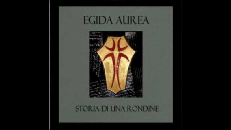 Egida Aurea - Storia di una rondine
