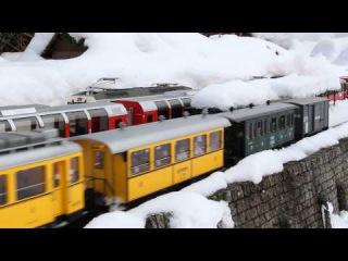 PGB Gartenbahn Februar 2013