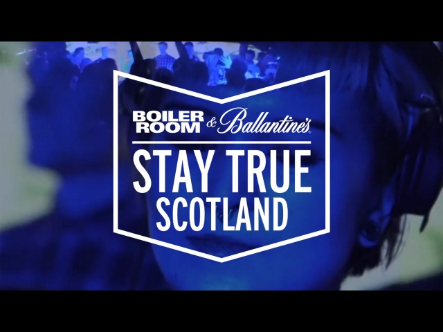 Maya Jane Coles Boiler Room Ballantines Stay True Scotland DJ Set