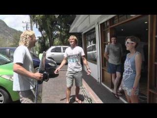Kite Villa - видео дневник. Выпуск №1. Mauritius