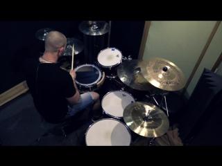 Тарас Андреев, г. Москва, The Rover - Led Zeppelin drum cover