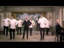 Louis de Funès - Le grand restaurant (1966) - Cossacks Dance