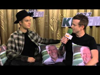 Justin Bieber Wango Tango Interview About His Upcoming Album and Working With Kanye West, May 9 2015