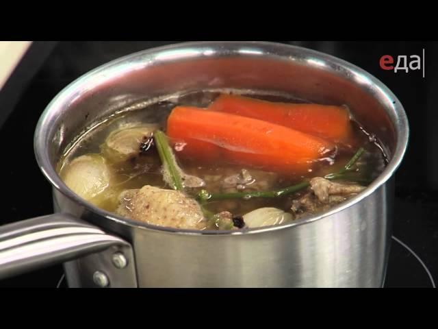 Кухня Франции Луковый суп