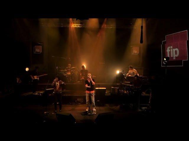 ZENZILE Concert á Fip le 22 OCT 2012 720p Radio France
