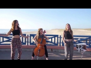 French girl trio sings the best songs of summer in under 4 minutes