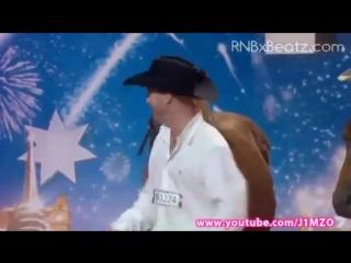 personas con los animales para mostrar Australia tiene talento  y asombra a todos - YouTube