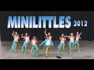 Minilittles Quality -  hip hop HDS Sabadell 2012
