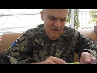 Как получил свое ранение героический комбат Семен Семенченко