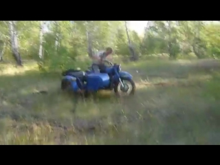 Сборник мото приколов.Мотоциклы Урал_Днепр