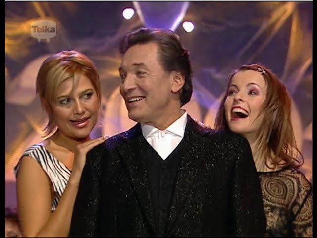Karel Gott české zpěvačky Medley kompletní verze 2000