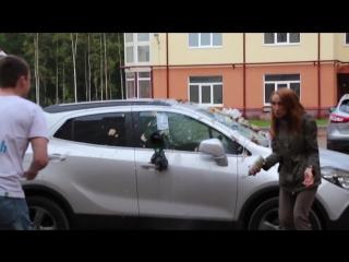 "Девушка перепутала машину своего бывшего by ""humordoslez"""