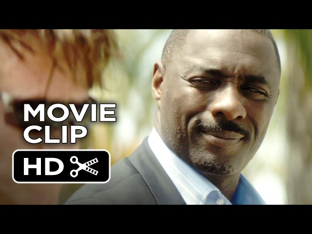The Gunman Movie CLIP Murphy's Law 2015 Idris Elba Sean Penn Action Movie HD