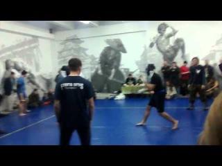 Knife fighting - #2