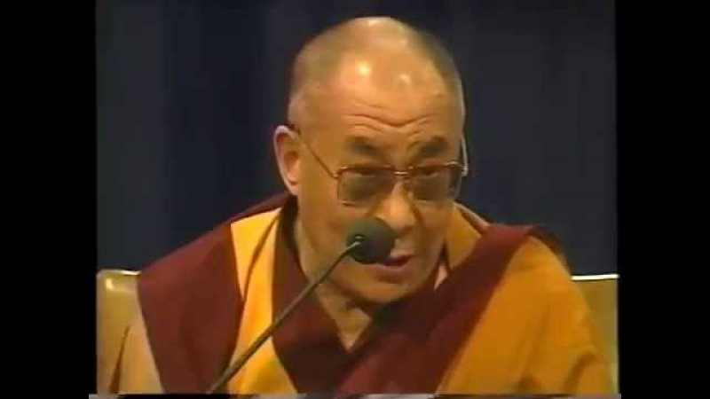 Далай-лама. Учения о преобразовании ума. День 1