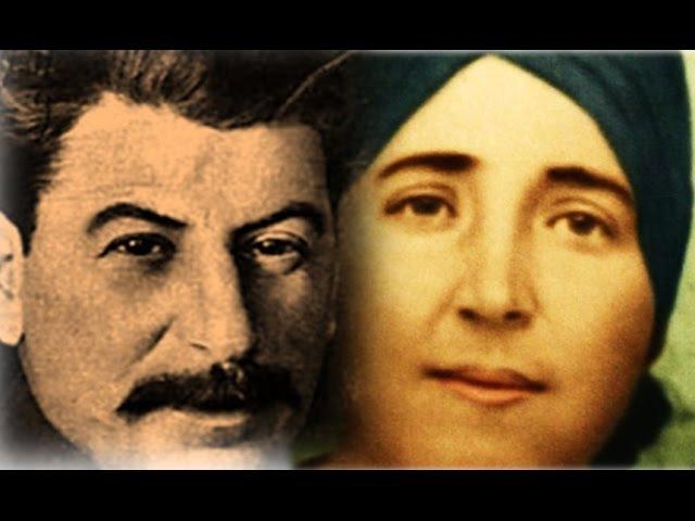 Надежда Аллилуева жена Сталина