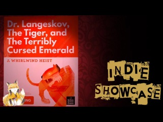 Dr. Langeskov, The Tiger, and The Terribly Cursed Emerald: A Whirlwind Heist - Господи!